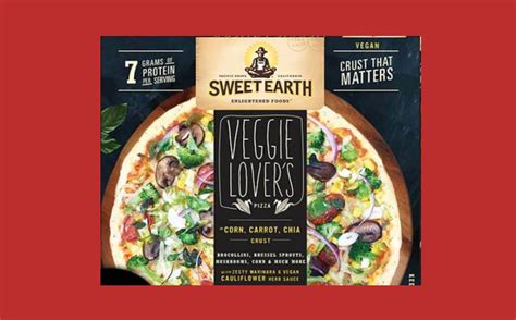Simple Sweet Earth Conscious by Sweet Earth Foods Launches Vegan Pizza With Chia Seed Crust