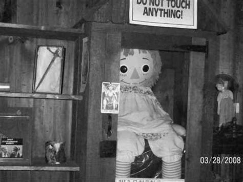 haunted doll documentary annabelle doll perron family haunting true story of
