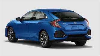 what are the different models of the honda civic