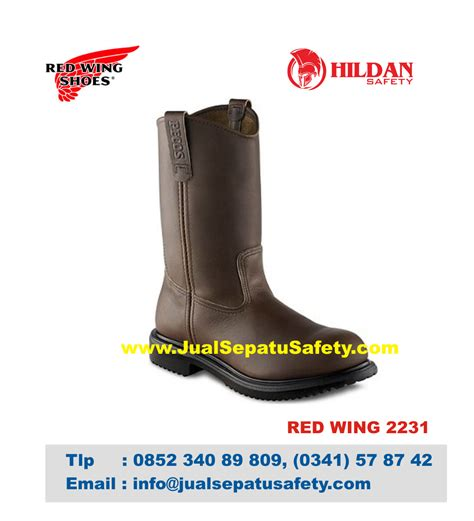 Sepatu Original Boots Circle Leather Safety Black jual sepatu safety wing 2231 safety shoes original