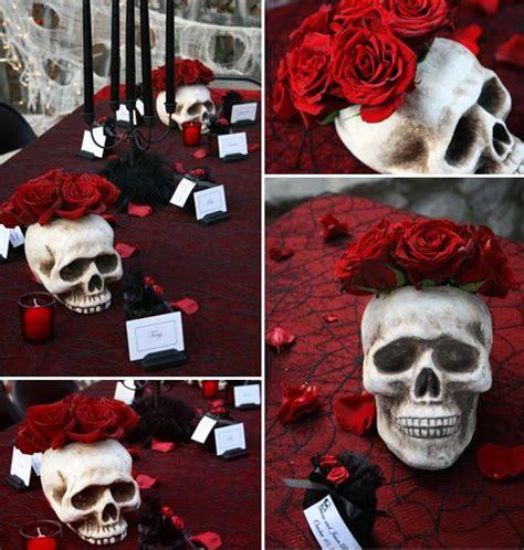 halloween themes line 34 times someone rocked a halloween wedding theme pretty