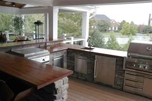 outdoor bar tops outdoor mahogany bar top maryland wood countertops