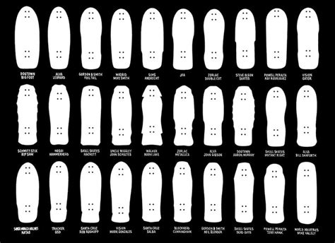 printable longboard shapes 17 best images about skateboard on pinterest surf