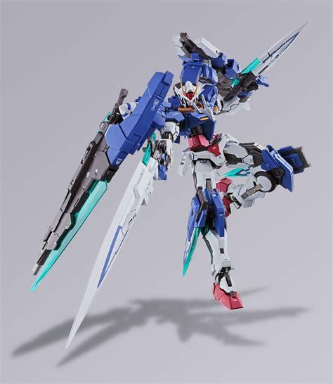 P Bandai Rg Oo Gundam Seven Sword bandai gundam metal build gundam 00 seven sword g