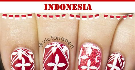 indonesia independence day 2014 vic and nails happy independence day indonesia