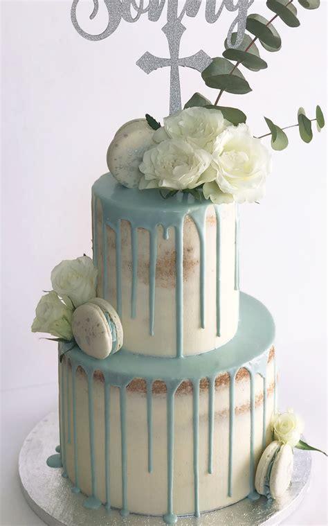 Boys Christening Cake, Luxury celebration cakes   Antonia