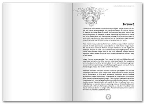indesign template for book free indesign book template designfreebies