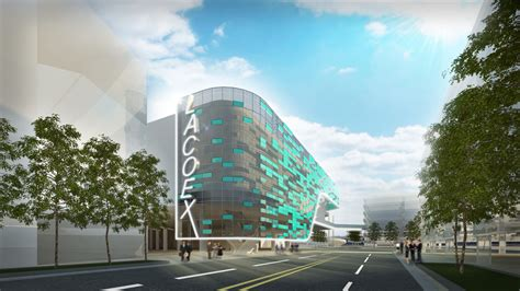 Space Planning Interior Design populous unveils preliminary designs for l a convention