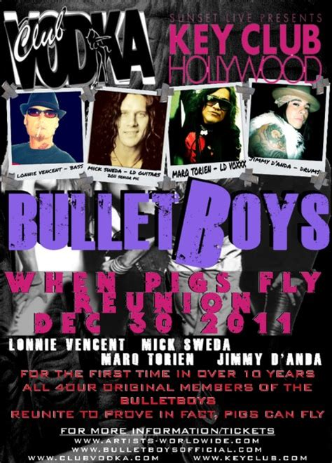 Cd Anda In Medio By Club bulletboys with marq torien