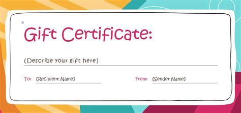 write  gift voucher certificatetemplategiftcom