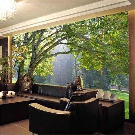 tree design wallpaper living room large 3d wallpaper photo murals for living room tv