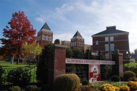 Of Pennsylvania Mba Admission Requirement by California Of Pennsylvania Sat Admit Rate