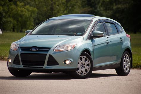 Used Ford Focus For Sale by 2012 Used Ford Focus Se For Sale
