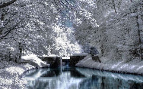 computer wallpaper snow scene hd wallpapers winter scenes for desktop