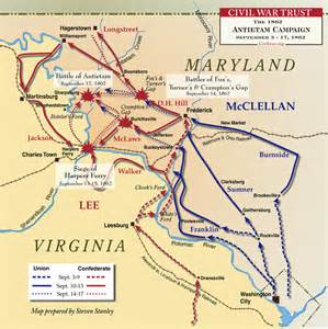 american battles map civil war battle maps antietam battle of american civil