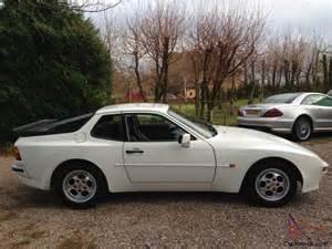 Porsche 944 Ventiler 1986 Porsche 944s 16 Ventiler Turbo Alloys Low Fsh