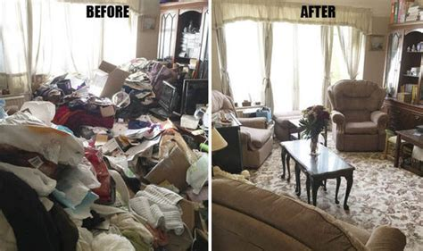 cluttered house hoarders how should we cope with our clutter around the