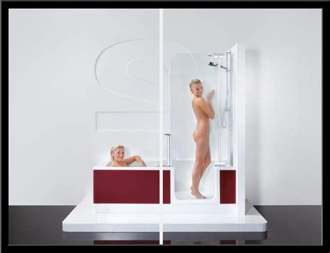 Dusche Mit Badewanne by Begehbare Badewanne Mit Dusche Haus Dekoration