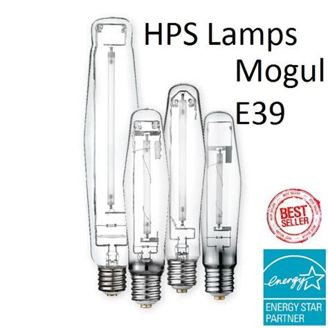 Lu Sorot Led 250 Watt hps high pressure sodium mogul bulb lu 200 250 310 400