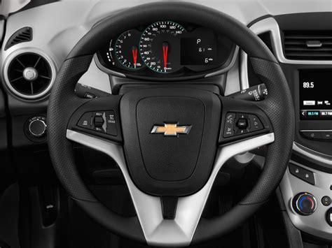 Sonic 4 Door by Image 2017 Chevrolet Sonic 4 Door Sedan Auto Lt Steering