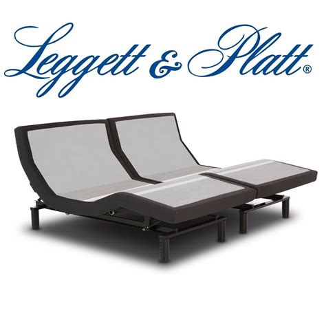prodigy 2 0 leggett platt california cal king adjustable wallhugger bed 4ar733 ebay