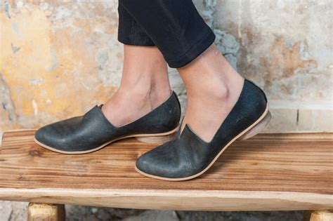 how to make heels comfortable textured leather shoes flat black leather shoes women