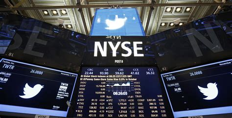 Nyse Mat by Twtr Photos From The Nyse As Goes