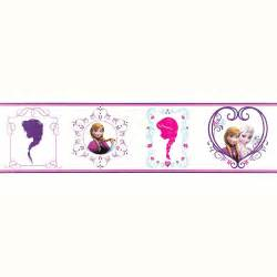 Disney Frozen Wall Stickers disney frozen wallpaper borders and wall stickers wall