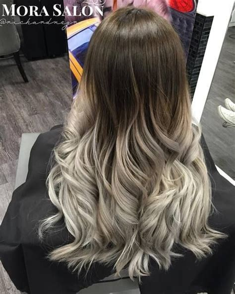 can i use wild ombre on short hair 30 best silver hair images on pinterest silver hair