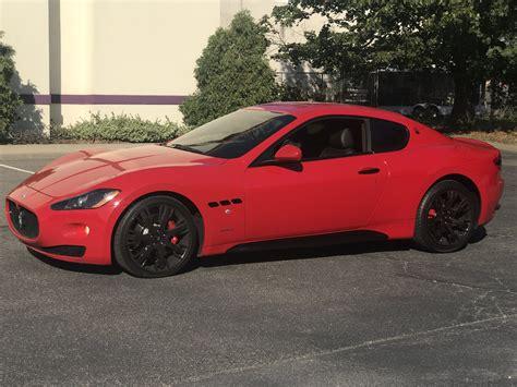 2009 Maserati Granturismo Price by 2009 Maserati Granturismo S For Sale 68457 Mcg