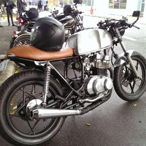 Suzuki Gsx 250 Cafe Racer Gsx 250 Cafe Brick7 Motorcycle