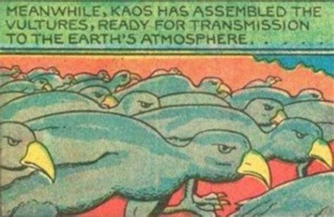 Kaos Superman 203 Khaki vultures of kaos comics comic vine