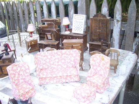 vintage doll house furniture vintage doll house furniture i antique online