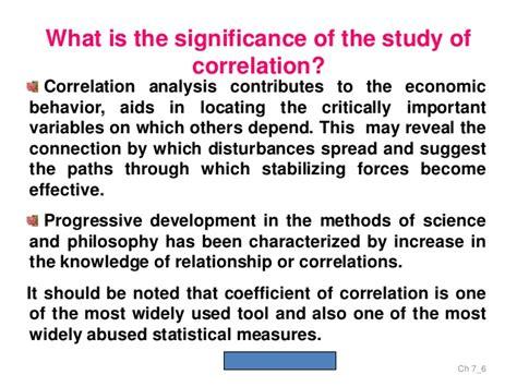 Mba Behavioral Economics by Mba I Qt Unit 3 Correlation