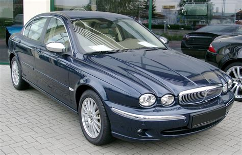 file jaguar x type front 20080517 jpg