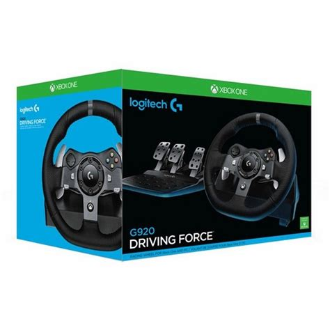 logitech volante g920 driving xbox one
