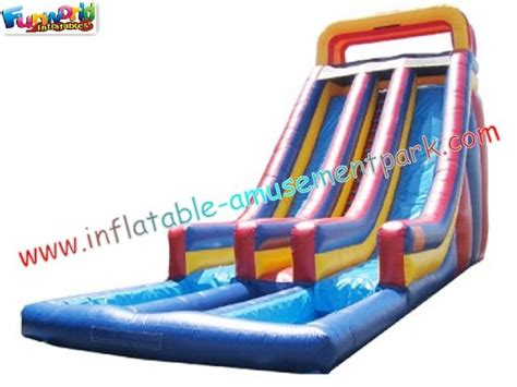 backyard water slides for adults custom summer amusement park outdoor water