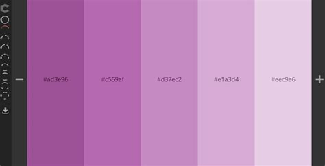 purple color code click to find color scheme with colourcode hongkiat