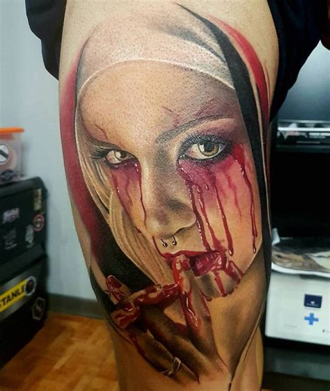 realistic tattoos realistic www pixshark images galleries