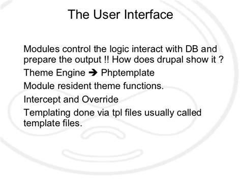 drupal template override architecture of drupal drupal c