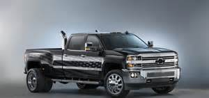 Chevrolet Silverado 3500 2016 Chevy Silverado Hd Kid Rock Concept Gm Authority