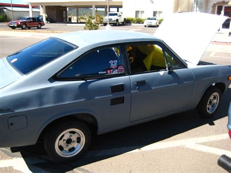 old nissan coupe classic datsun car show pictures