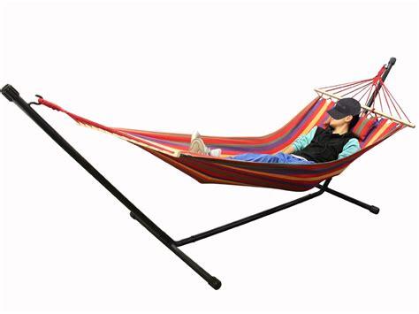 swing carry heavy duty steel hammock stand hammock outdoor yard patio