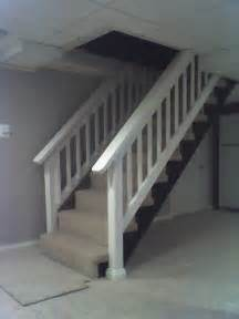 Basement Stair Railings by Basement Stair Handrails Quotes