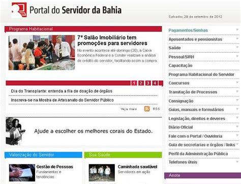 Portal Do Servidores Reajuste Dos Servidores Da Ba 2016 | portal do servidor ba www portaldoservidor ba gov br