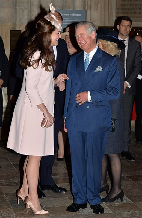 Charles Katy kate middleton and prince charles prove friendship with