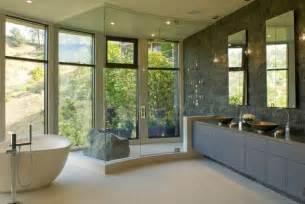 mat 233 riaux naturels pour un d 233 cor frais dans la salle de bains