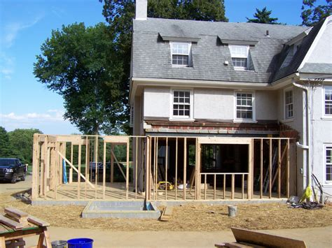 adding bedroom to house building addition plans d l howell and associates inc