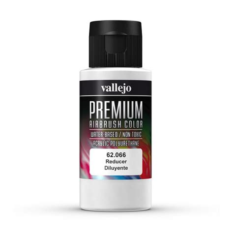 Thinner Acrylic thinner for special airbrush acrylic paint vallejo