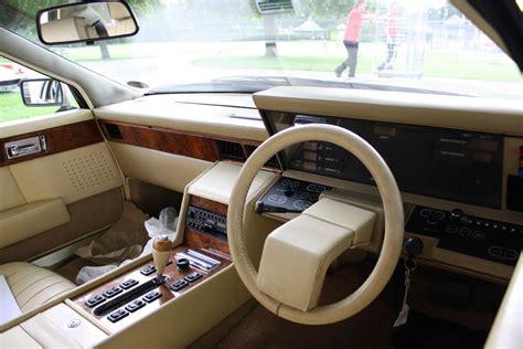 aston martin lagonda interior aston martin lagonda interior beaulieu motor museum